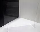 Osłona z plexi 6mm szyba pleksa na biurko 100x75 (6)